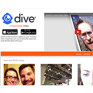 DIVE | Video Communications Platform